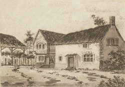 Cottage at Weston, Herts